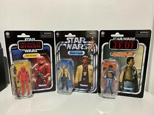 Star Wars Vintage Collection Figure Auction  - 3.75 (VC162, VC151, & VC46)