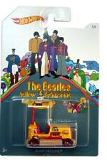 2016 Hot Wheels The Beatles Yellow Submarine #1 Bump Around