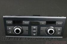 Audi Q7 4L Facelift Klimabedienteil Klima Bedienteil Climatronic 4L0820043AN
