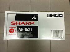 Toner Sharp AR-152T originale (NO compatibile)- Original brand new