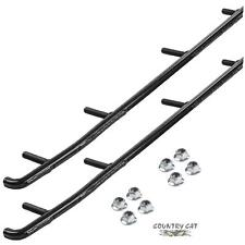 """Arctic Cat Standard 6"""" ZR Style Snowmobile Carbides Wearbars Parabolic, 1639-521"""