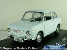 SEAT 850 MODEL CAR 1:43 SCALE IXO WHITE 1967 FIAT K8