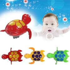 Baby Bath Pool Swimming Turtle Animal Toys Winding Wind-up Fun For Children SM