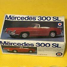 db314 Entex 1959 Mercedes 300 SL 1/24