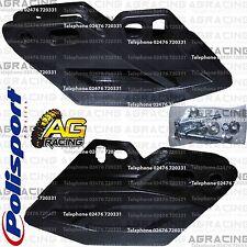 Polisport Guía De Cadena Trasero Negro de rendimiento para YAMAHA WR 250F 2011 Motocross