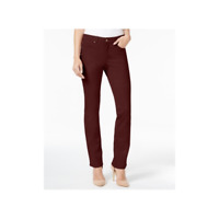 Charter Club  - Lexington Straight-Leg Jeans - Petities - 10 P - RED