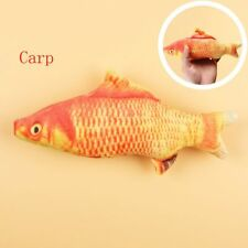 Soft Pet Puppy Chew Play Squeaker Squeaky Cute Plush Sound Funny Toys for Dog Carp