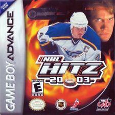 Nintendo GameBoy Advance Spiel - NHL: Hitz 2003 (Modul)