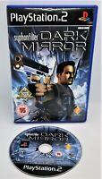 Syphon Filter: Dark Mirror Video Game for Sony PlayStation 2 PS2 PAL TESTED
