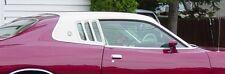 73 74 Dodge Charger SE 3/4 WHITE Cobra Grain Vinyl Top Mopar New