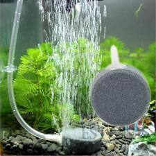 Aquarium Fish Tank Ponds Ceramic Air Stone Diffusers New