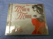 MARILYN MONROE 1999 With Love XOXO CD Sealed EXL2-497