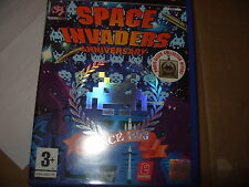 jeu PS2 , space invaders  TBE