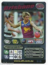 2002 Teamcoach Silver (126) Jason AKERMANIS Brisbane