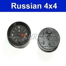 Autouhr Uhr Lada 2101-2107 + Oldtimer + Lada 2101-2107, Niva 2121, Fiat 124