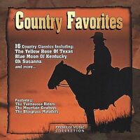 Country Favorites - Music CD - Various Artists -  1998-05-19 - Premium Music Col