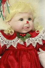 DOLLMAKER - MERRY CHRISTMOOSE TO YOU BY BONNIE CHYLE AND LINDA RICK