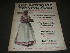 1905 AUGUST 19 THE SATURDAY EVENING POST MAGAZINE - ILLUSTRATED COVER - SP 780