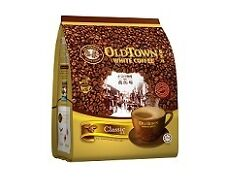Old Town  Malaysia Instant White Coffee Oldtown 40g x 15 Sachets