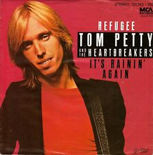 """7"""" Tom Petty And The Heartbreakers - Refugee // Germany 1980"""