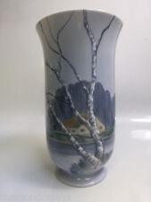 Vintage Royal Copenhagen Vase 8775