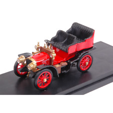 FIAT SPORT 16/20/24 HP OPEN 1903 RED 1:43 Rio Auto d'Epoca Die Cast Modellino