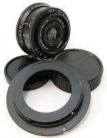 1972! =First Release= INDUSTAR 50-2 Lens Canon EOS EF Mount 6D 7D 5D MARK II III