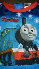 Thomas The Tank Engine Size 18 Months Fleece Pajama Set