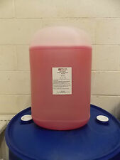 Chemical Toilet Fluid Contract Pink Flush (Boat,Caravan,Motor-home)  25 litres