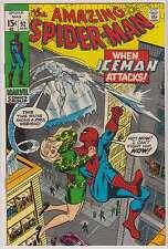 L1290: Amazing Spiderman #92, Vol 1, VF-NM Condition