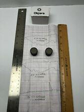 Oktava MK-012 - Black Cardioid Capsules - Matched Stereo Pair - New Set #2