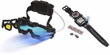 SpyX Night Mission Goggles+Recon Watch- Ultimate Spy Package- Become A Super Spy