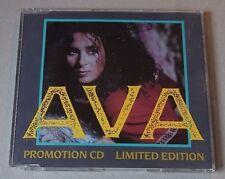 CD : AVA 'True love' +3 - rare Pressung!