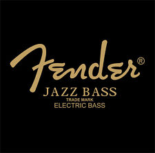 Fender Jazz Bass PREMIUM QUALITY T Shirt all sizes and colours FREEPOST UK