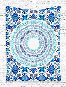 Indian Mandala Oriental Design Tapestry Wall Hanging Living Room Bedroom Decor