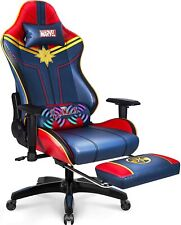 New ListingMarvel Avengers Massage Gaming Chair Desk Office Computer Racing Chairs