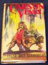 CARSON OF VENUS Edgar Rice Burroughs (TARZAN, John Carter) 1948 ERB Inc VENUS #3