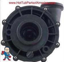 """Complete Wet End, Aqua-Flo ,XP2, Xp2e, 3.0HP, 2""""x 2"""", 56fr, fits Motors 12.0Amp"""