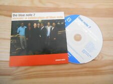 CD Jazz The Blue Note 7 - Mosaic : A Celebration (8 Song) Promo BLUE NOTE EMI