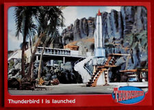 THUNDERBIRDS - Thunderbird 1 is Launched - Card #16 - Cards Inc 2001