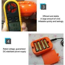 Mini Fan Blower Battery Pack for Mascot Head Inflatable Costume Clothing Grill