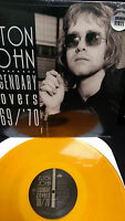 Elton John The Legendary Covers Album 1969-70 LP Come & get it Spirit in the Sky