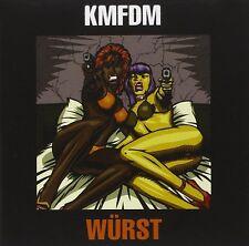 KMFDM Wurst CD 2010