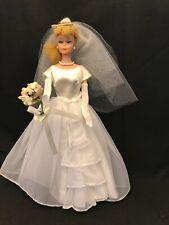 Bride'S Dream #947 ~ Near Mint & Complete ~1963-1965~ & Ponytail Barbie 1962 #6