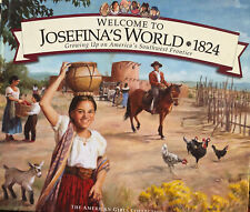 Welcome to Josefinas World 1824 America's SW Frontier American Girl