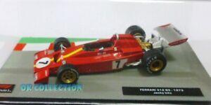 1:43 modellino F1 FERRARI 312 B3 (1973) - Jacky Ickx