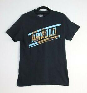 Arnold Classic Australia Official Merchandise Men's Black T-Shirt Size S