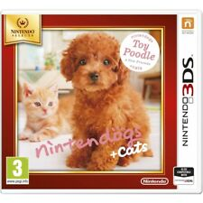 Nintendo 3ds Selects Nintendogs & Cats Toy Poodle