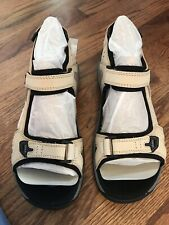 Abeo Biomechanical Footware Huntington Sandals In Stone Size 11
