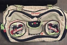 Sweet Morning Radio Ga Ga Nappy Bag Baby Changing Bag With Insulated Milk Bag
